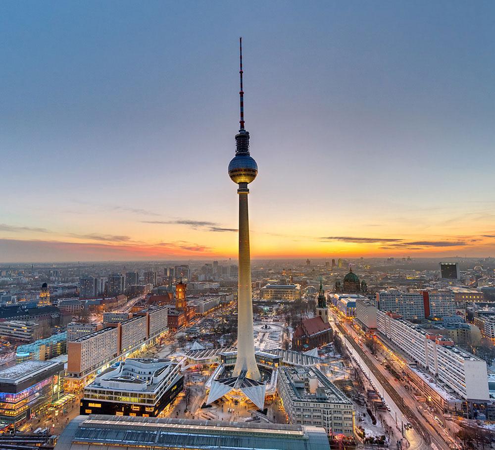 Berlin - Generali Real Estate