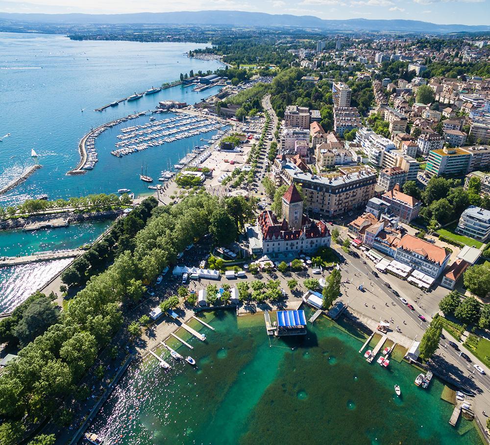Lausanne - Generali Real Estate