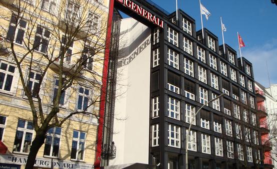 Johannisbollwerk 14-18 - Generali Real Estate - Premium Properties