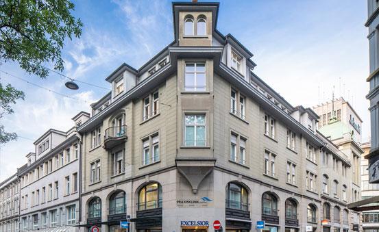 Löwenstrasse 28 - Generali Real Estate - Premium Properties