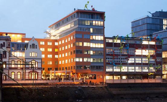 Speditionsstraße 15 - Generali Real Estate - Premium Properties