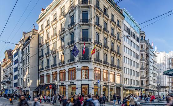 Place de Longemalle 18 - Generali Real Estate - Premium Properties