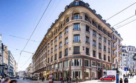 Rue de la Fontaine 1-3 - Generali Real Estate - Premium Properties