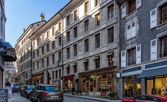 Rue Verdaine 10/12 - Generali Real Estate - Premium Properties