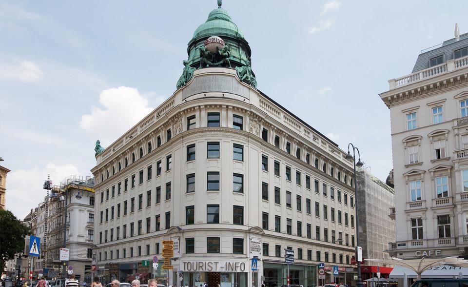 Tegetthoffstraße 7 - Generali Real Estate - Premium Properties